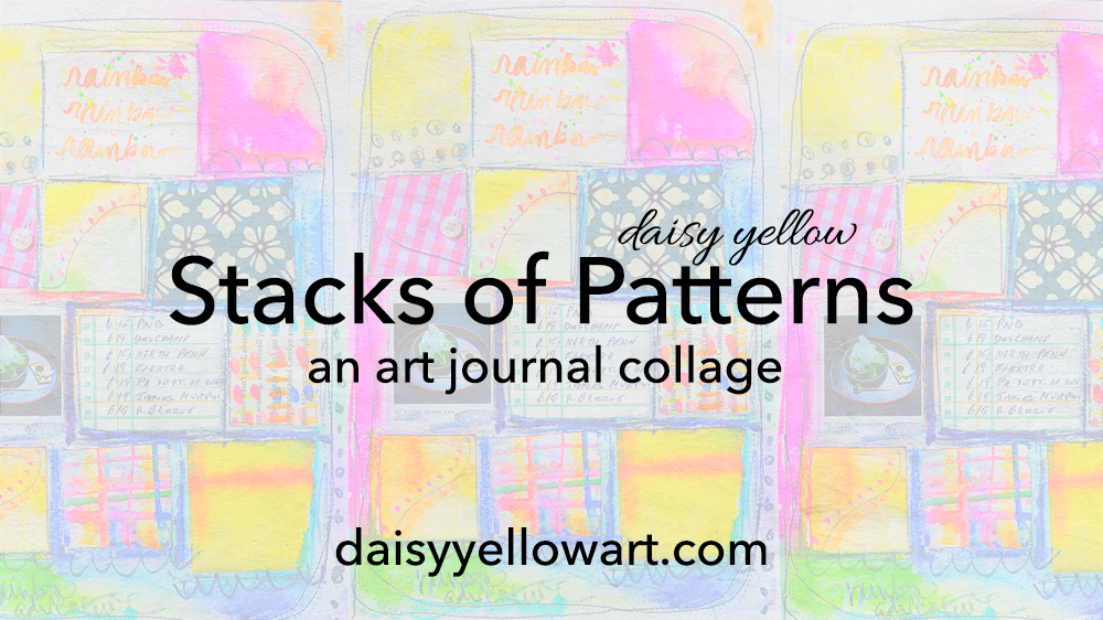 Tutorials (2):  Stacks of Patterns & Stacks of Colors