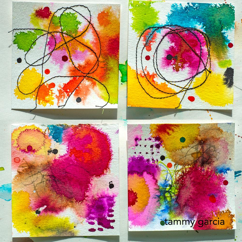 365 Somethings https://daisyyellowart.com