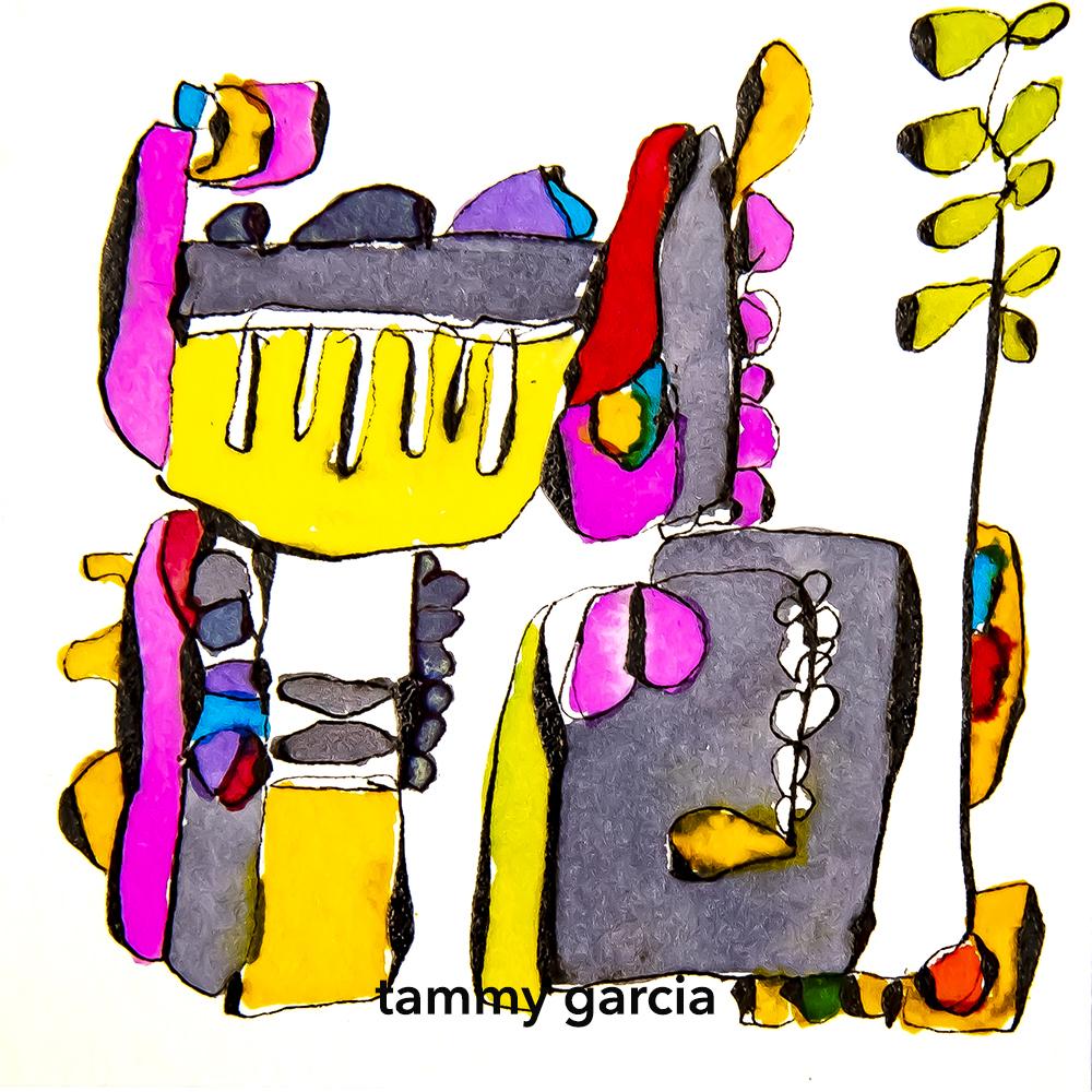 Illustration by Tammy Garcia https://daisyyellowart.com