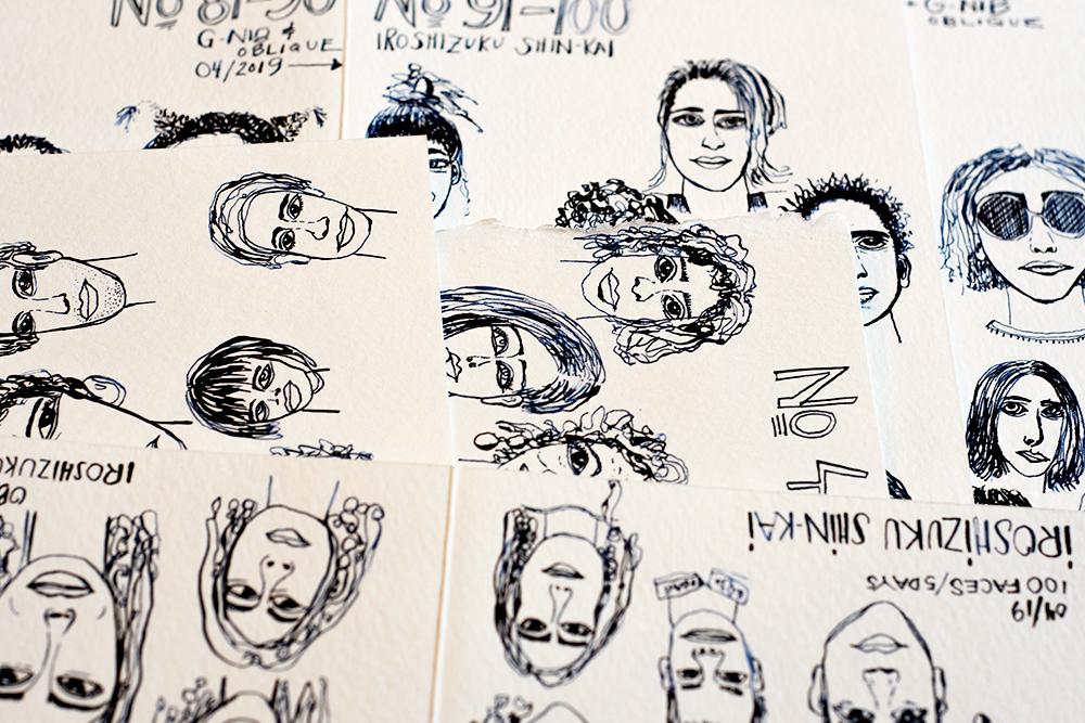 Oh my gosh. So many faces.