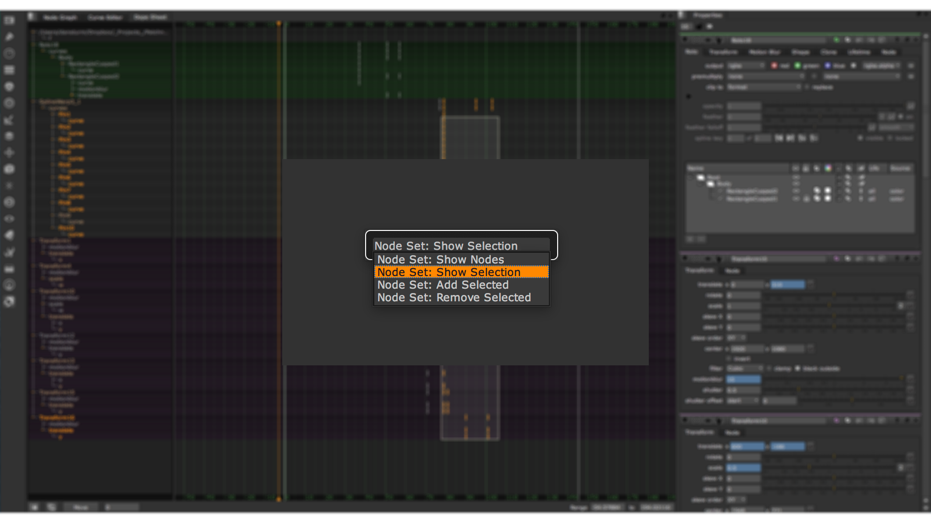 Node Sets for Nuke 1.2 – Download    A simple tagging system for Nuke nodes.   Read the post  here .