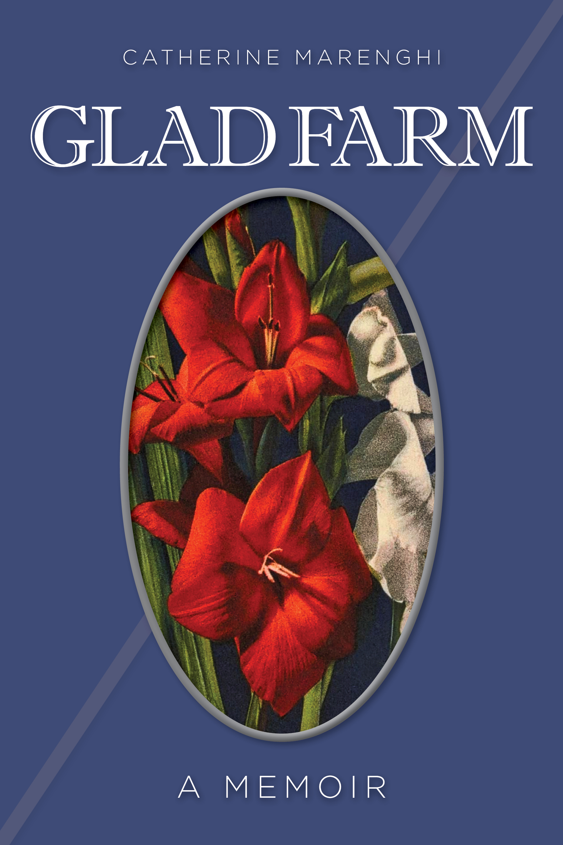 GLAD FARM: revised cover concept #1