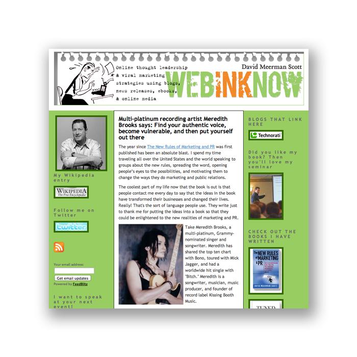 WebInkNow  blog | 12.29.2008