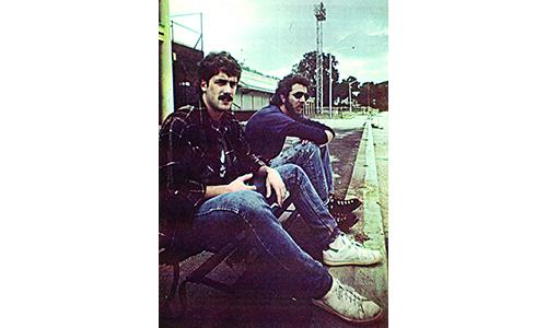 Doug Eymer & Kent Averill, RIT 1984