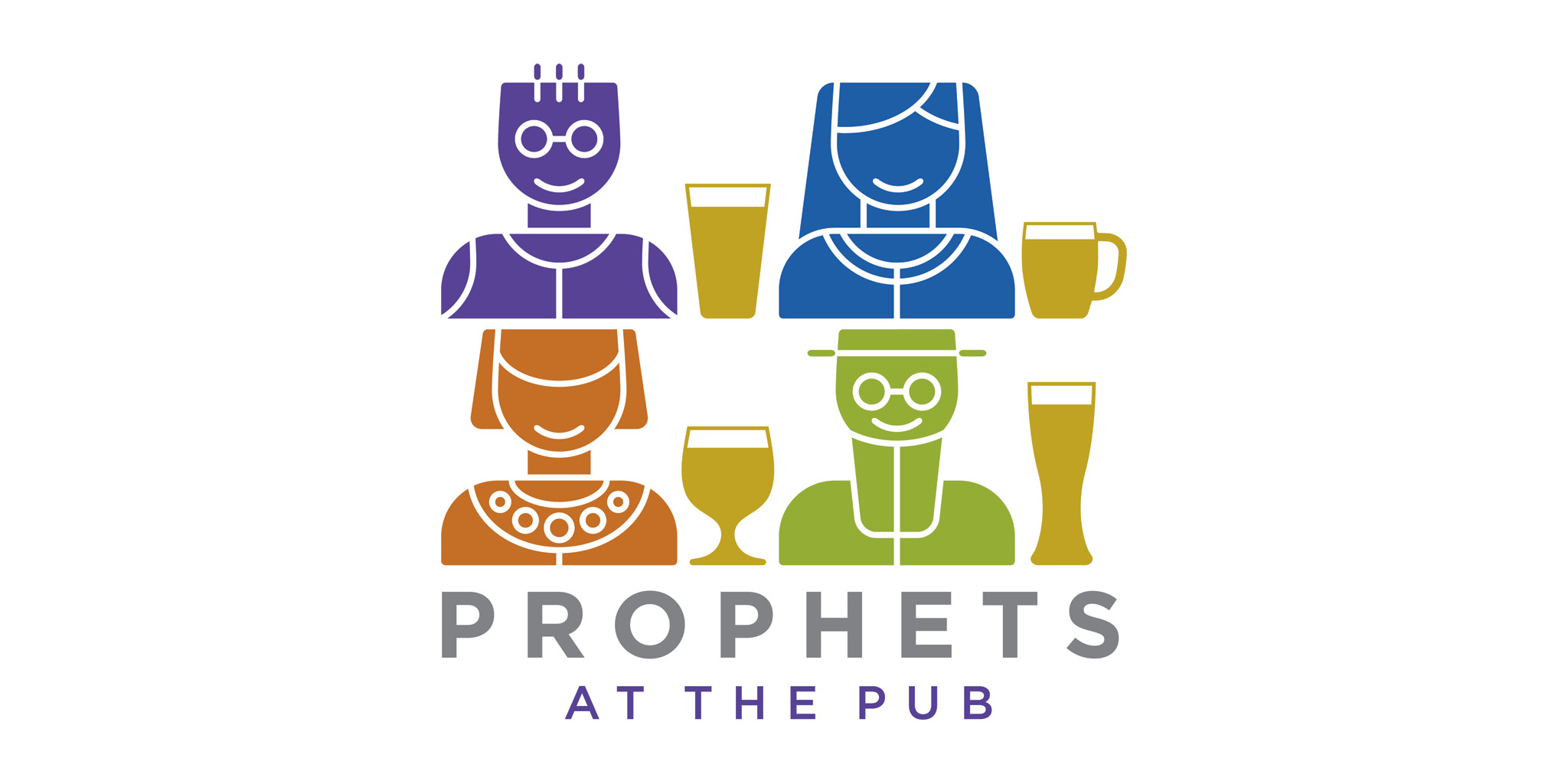 Logo Design: Prophets at the Pub
