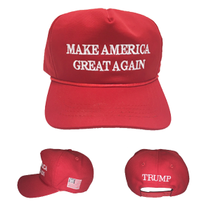 Casual headwear design sent back at least 15 years.