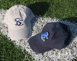 SciCoh baseball hats