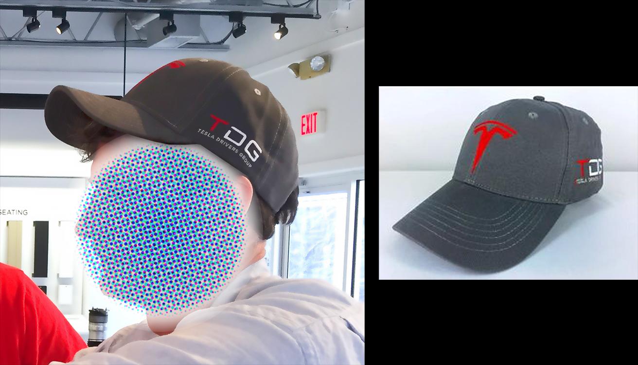 World's ugliest baseball cap.