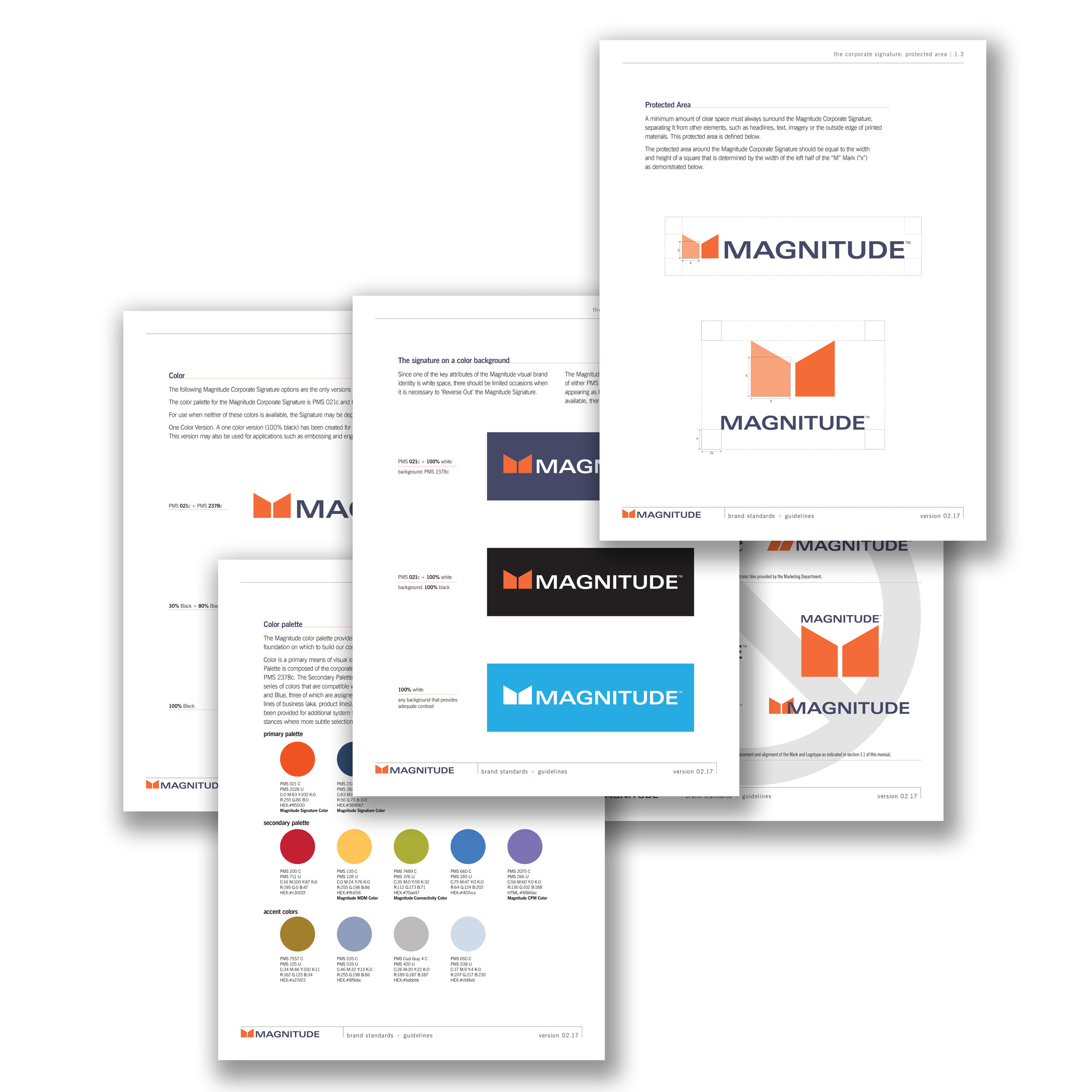 Magnitude Software Brand Standards Manual