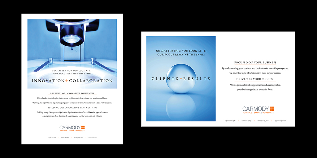 Law Firm Print Advertisements