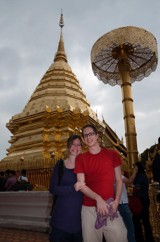 Xmas 2011 @ Doi Suthep, Thailand