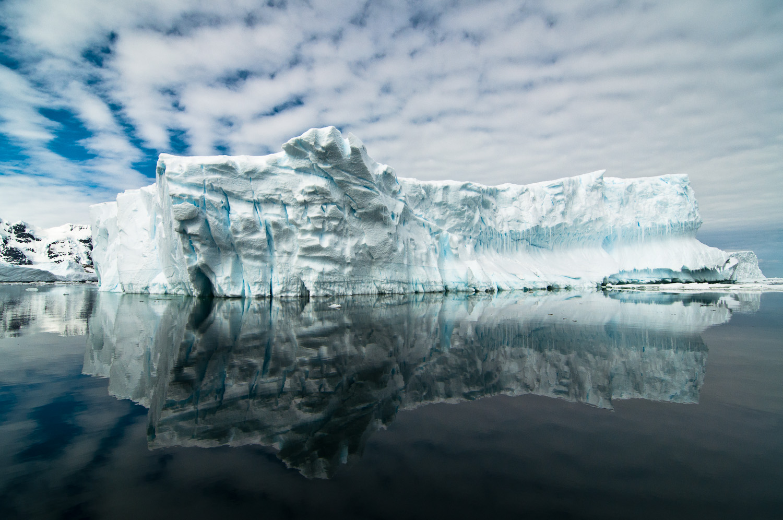 Unreal Antarctica