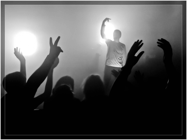 Underworld: live in Dortmund, Germany (c) Dustin Main