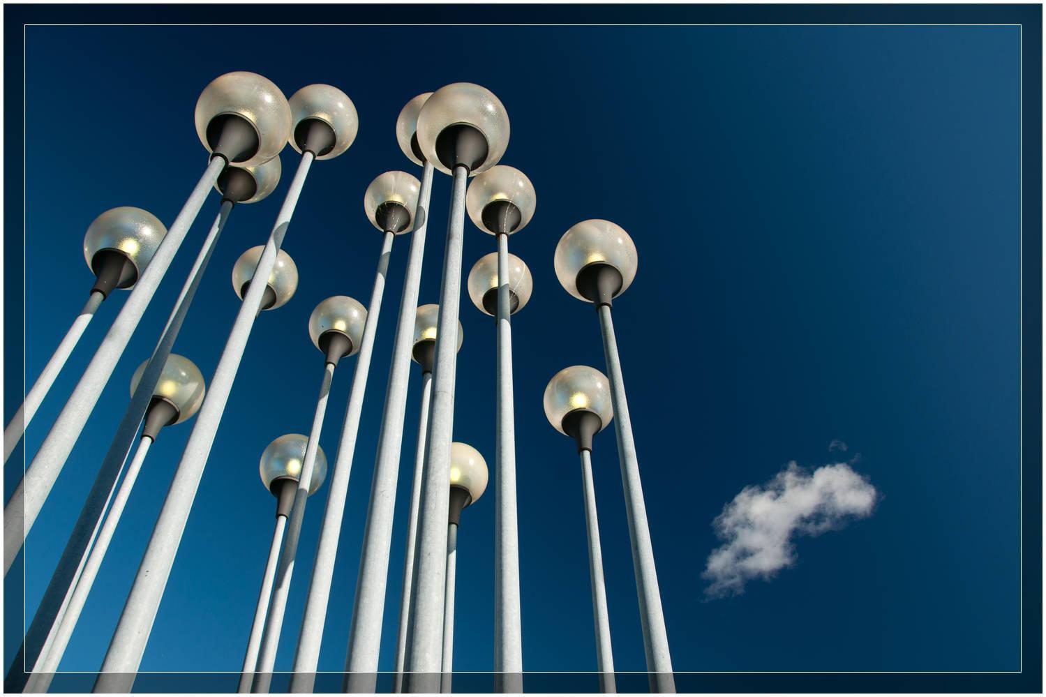 Light Pods: Oulu, FInland
