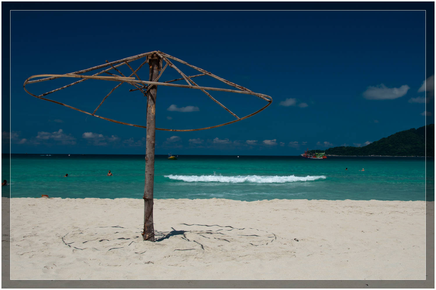 Perhentian Islands, Malaysia (Pulau Perhentian Kecil)