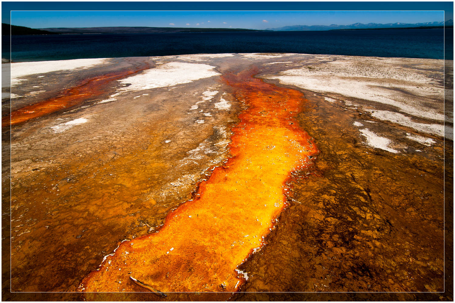 """""""Another World"""" - Yellowstone National Park, Wyoming"""