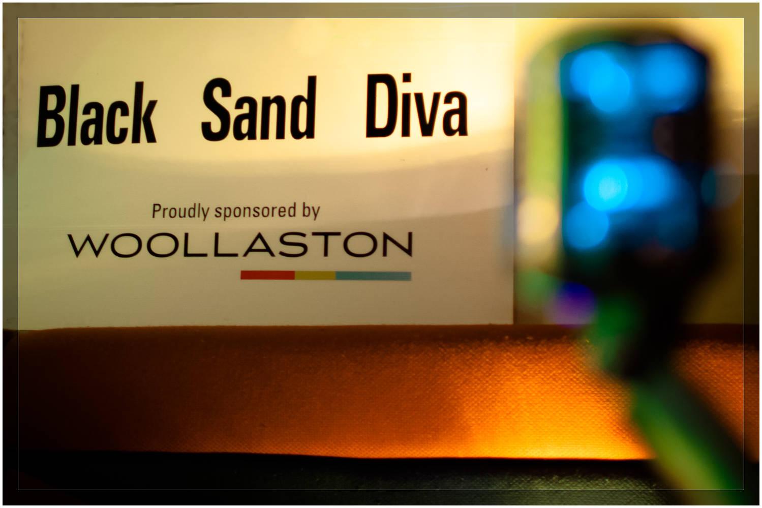 Black Sand Diva - Nelson Jazz Festival, New Zealand