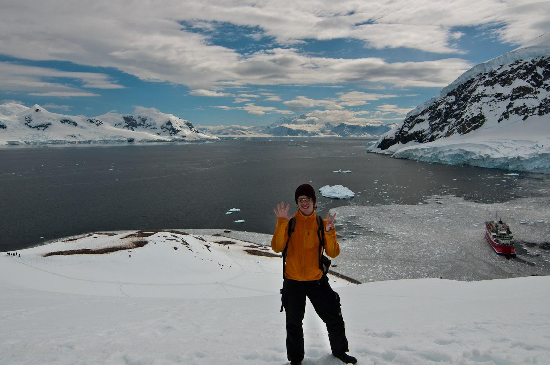 Antarctic Continent - December 2010
