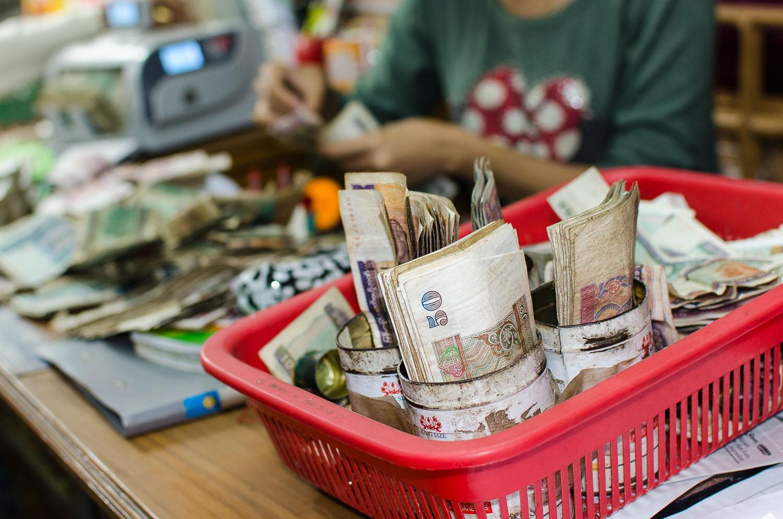 "The ""cash register' in Myanmar (Burma) (c) Dustin Main 2012"