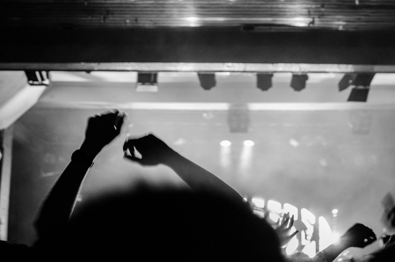 """""""Sway""""  Bonobo live in Berlin, Germany  © Dustin Main 2013"""