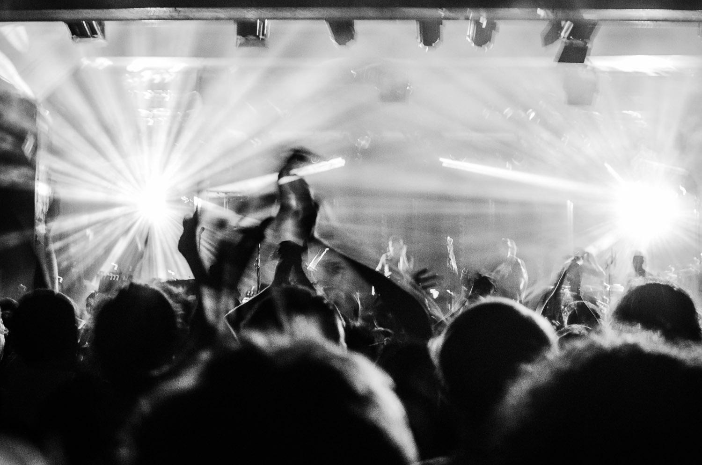 """""""Shine""""   Bonobo live in Berlin, Germany  © Dustin Main 2013"""