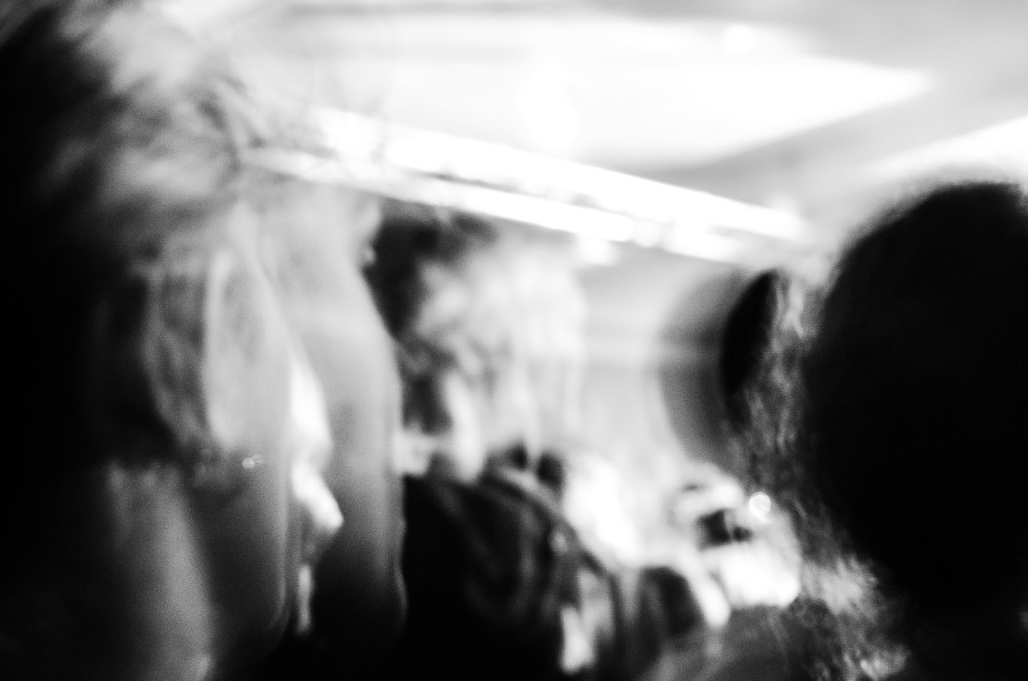 """""""She Moves"""" The girl beside me who felt the groove the most.   Bonobo live in Berlin, Germany  © Dustin Main 2013"""