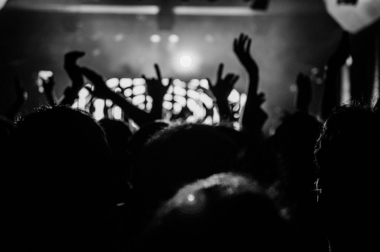"""""""Waves""""  Bonobo live in Berlin, Germany  © Dustin Main 2013"""