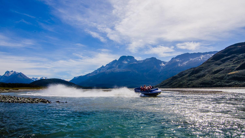 Jetboating: So nice I did it twice.  © Dustin Main 2013