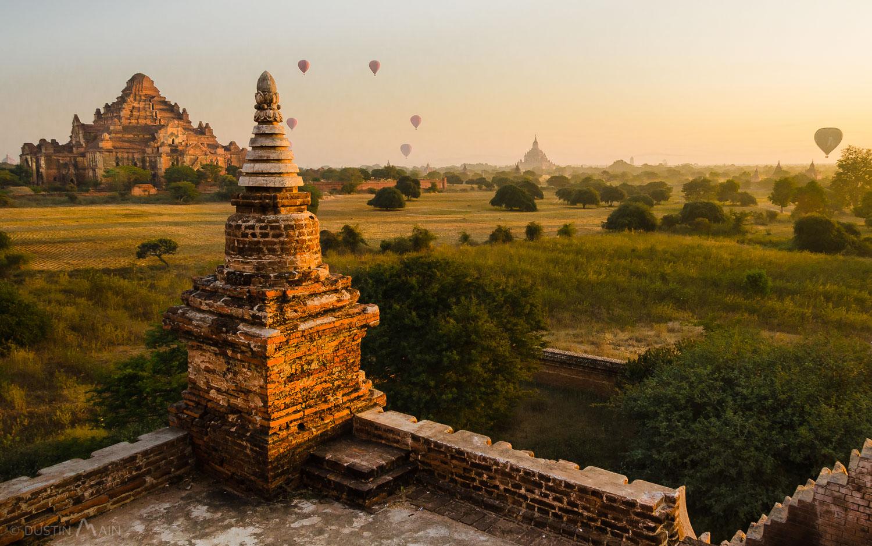 Super Bagan Travel Guide — Dustin Main's A Skinny Escape