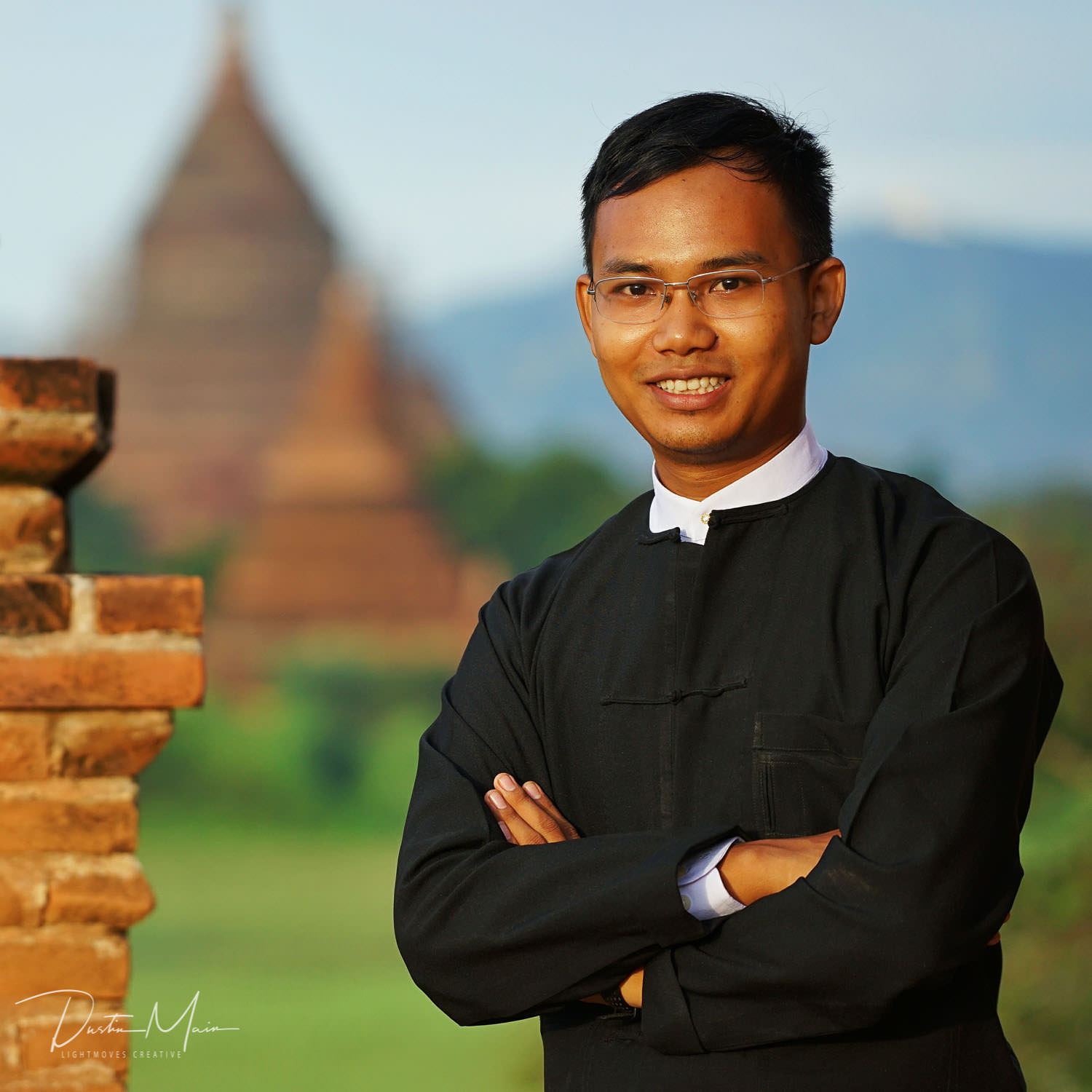 - Aung KoGrowing up playing in the temples of Bagan as a child, it's no wonder Aung Ko knows them like the back of his hand.
