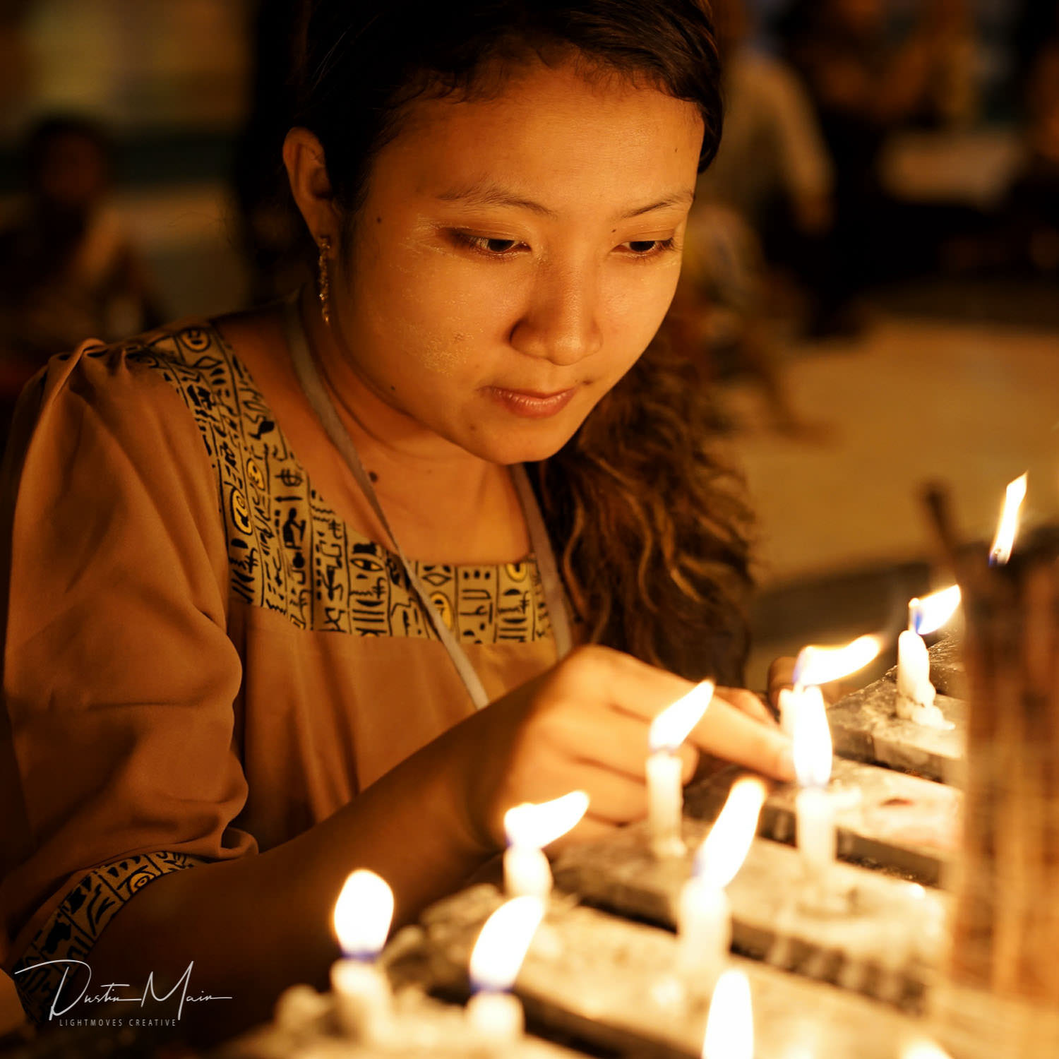 - AyeWith family spread all over the country, Aye has extensive knowledge of Myanmar's traditions.