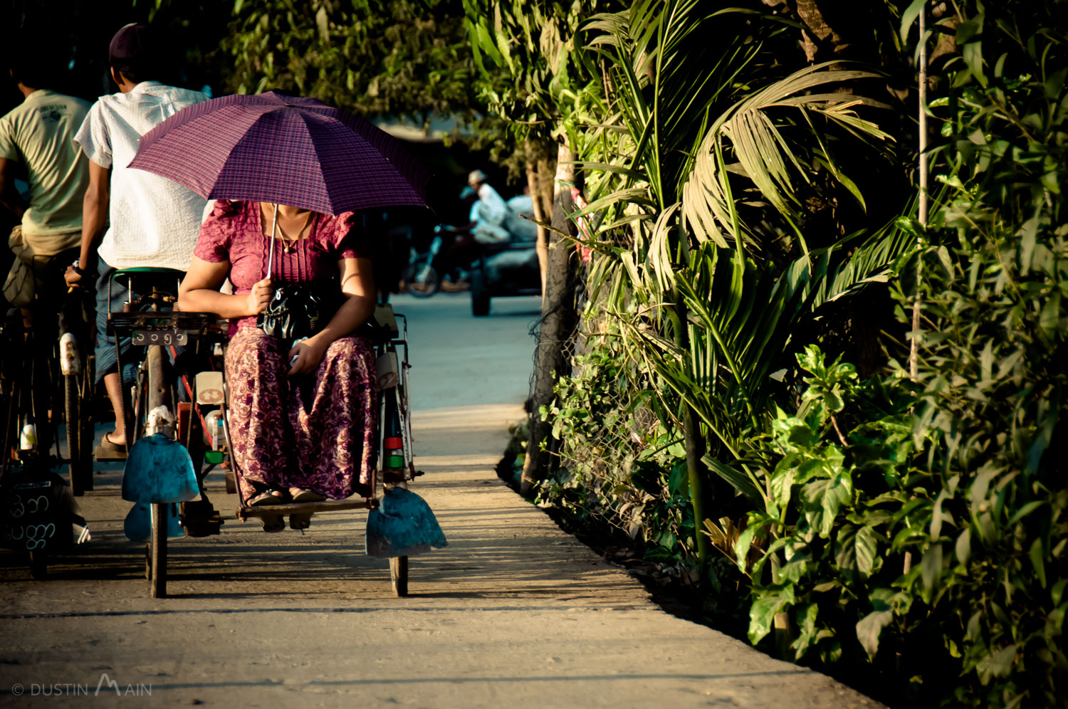 Yangon Life. Maybe you'll just have to hop on your own trishaw to see what the fuss is all about.