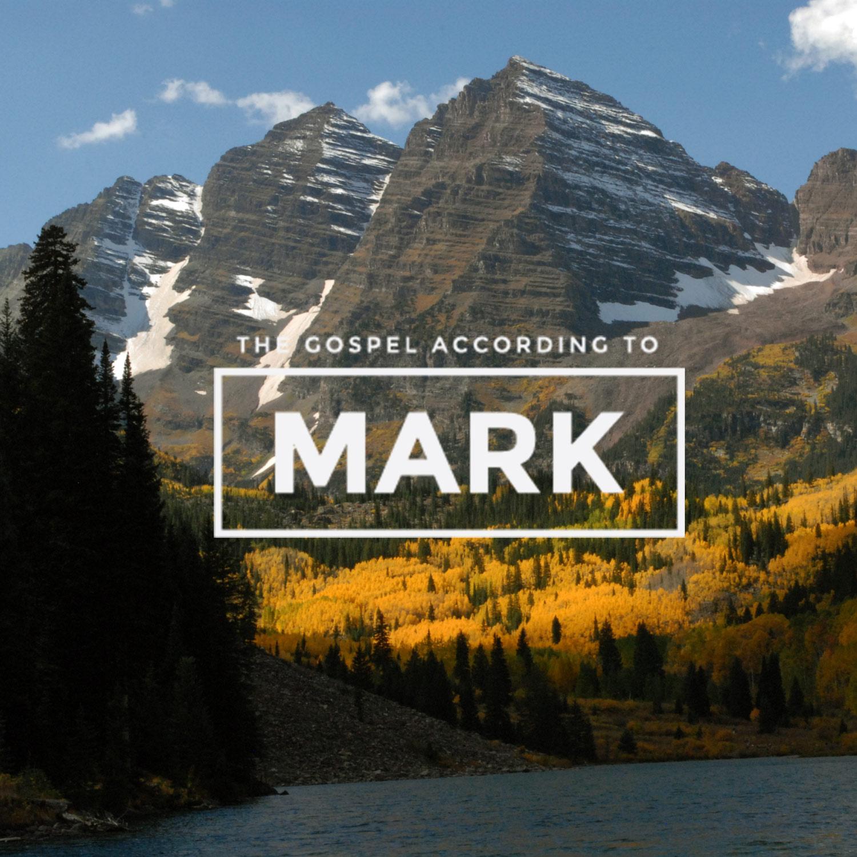 2015-2016  The Gospel According to Mark