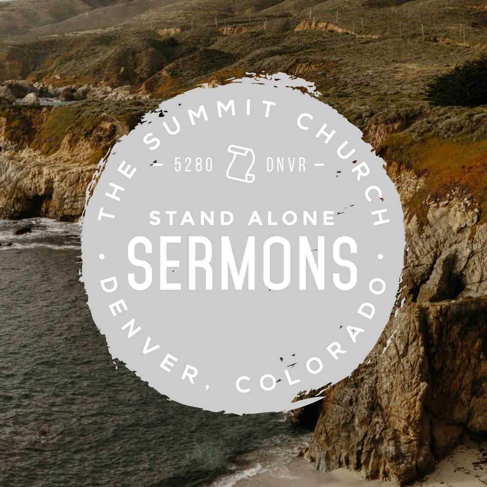 2015  Stand Alone Sermons