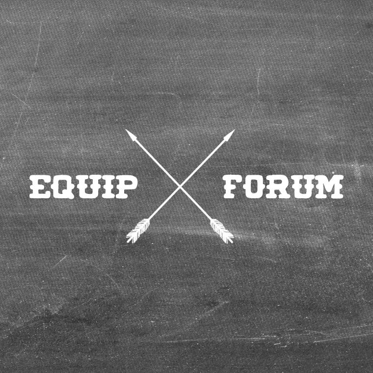 2016 Equip Forums