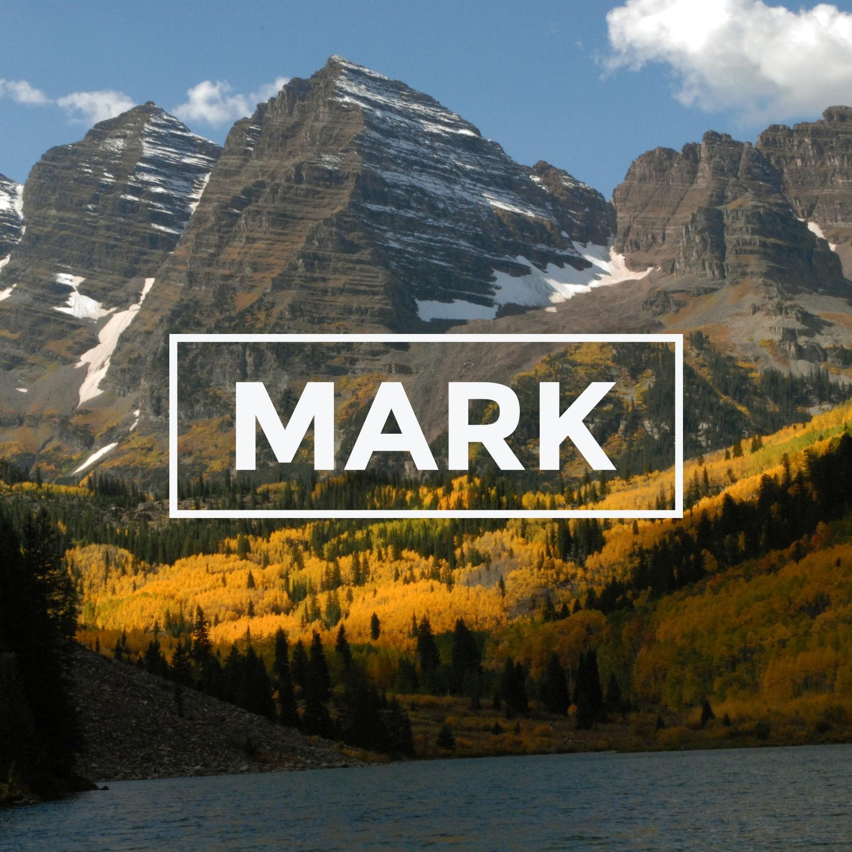 2015 - 2016  The Gospel According to Mark
