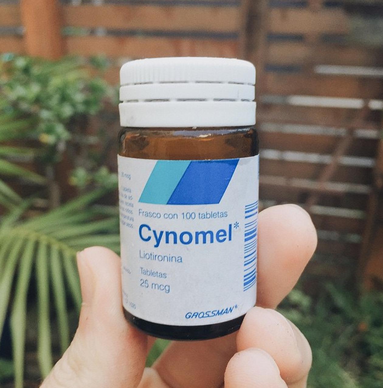 Image : Cynomel (T3)