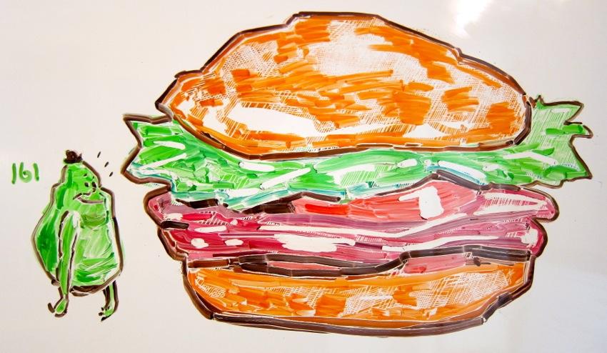 http://en.wikipedia.org/wiki/Bauru_(sandwich)