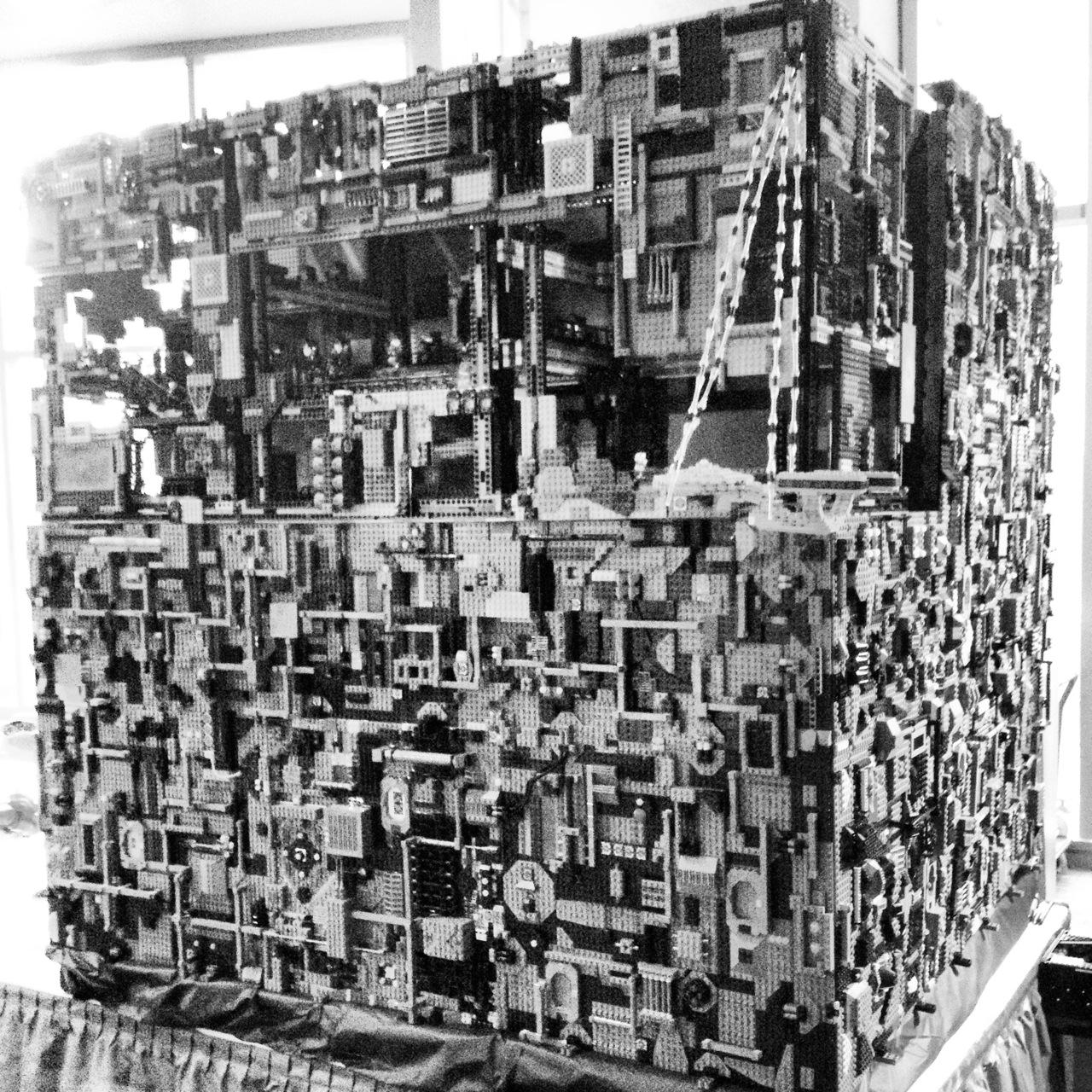 LEGO Borg Ship