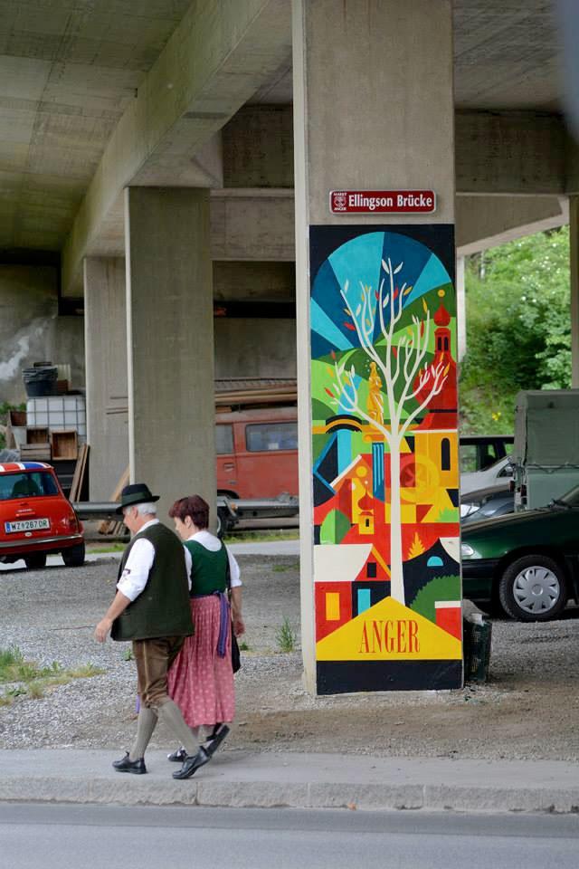 """""""Ellingson Bridge"""", Austria"""