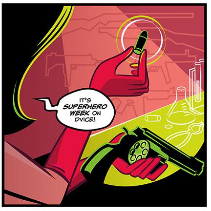Superhero Week on DVICE
