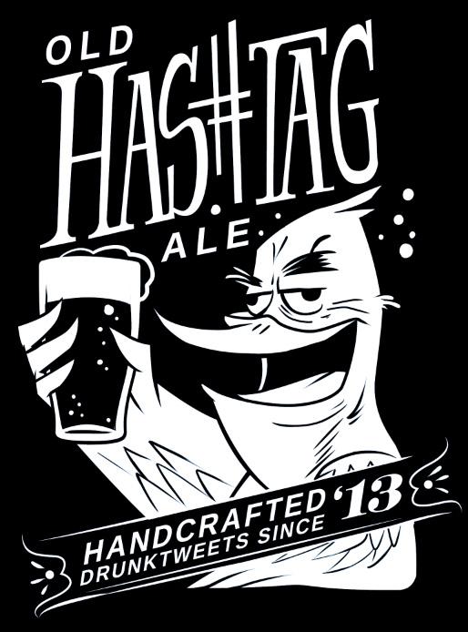 Old Hashtag Ale