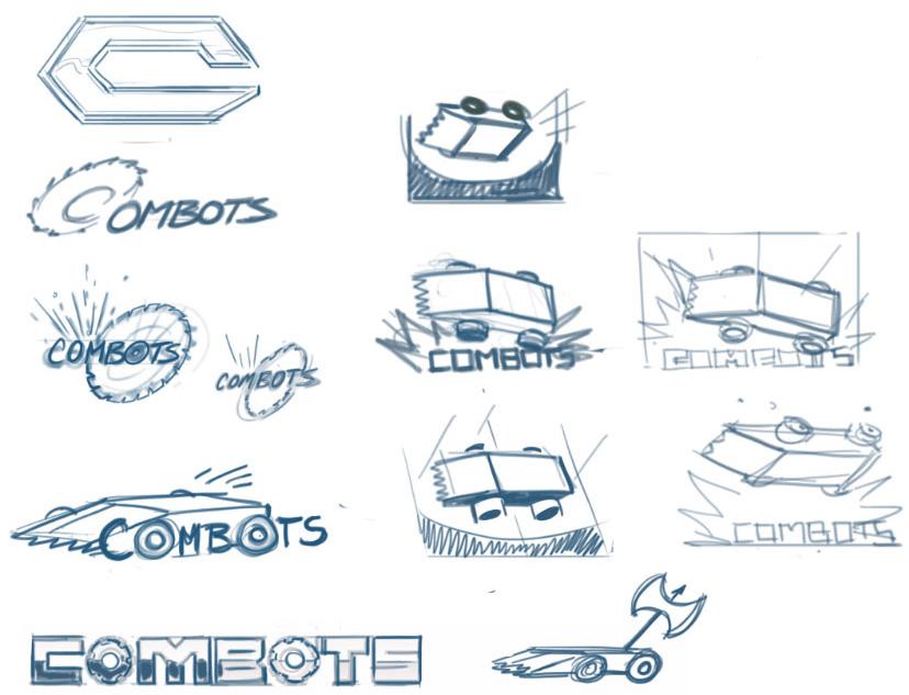 Robotics Logo Concepts