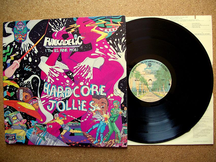 Pedro Bell's Funkadelic Cover