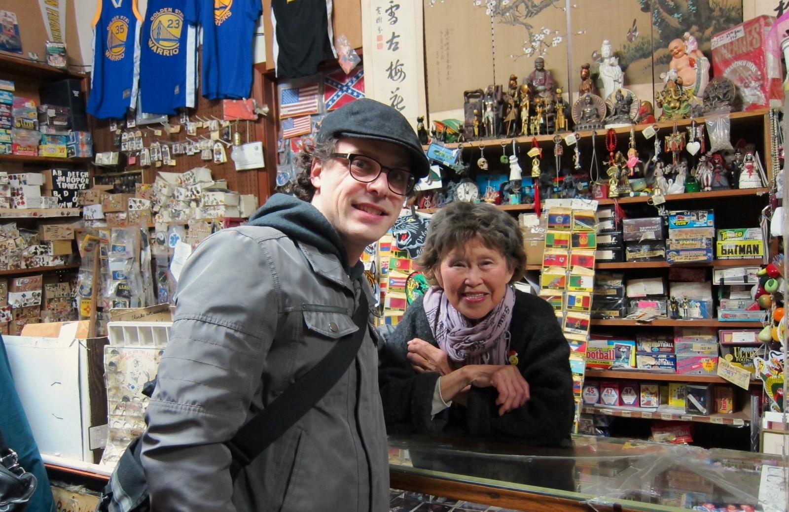 Me and Susan