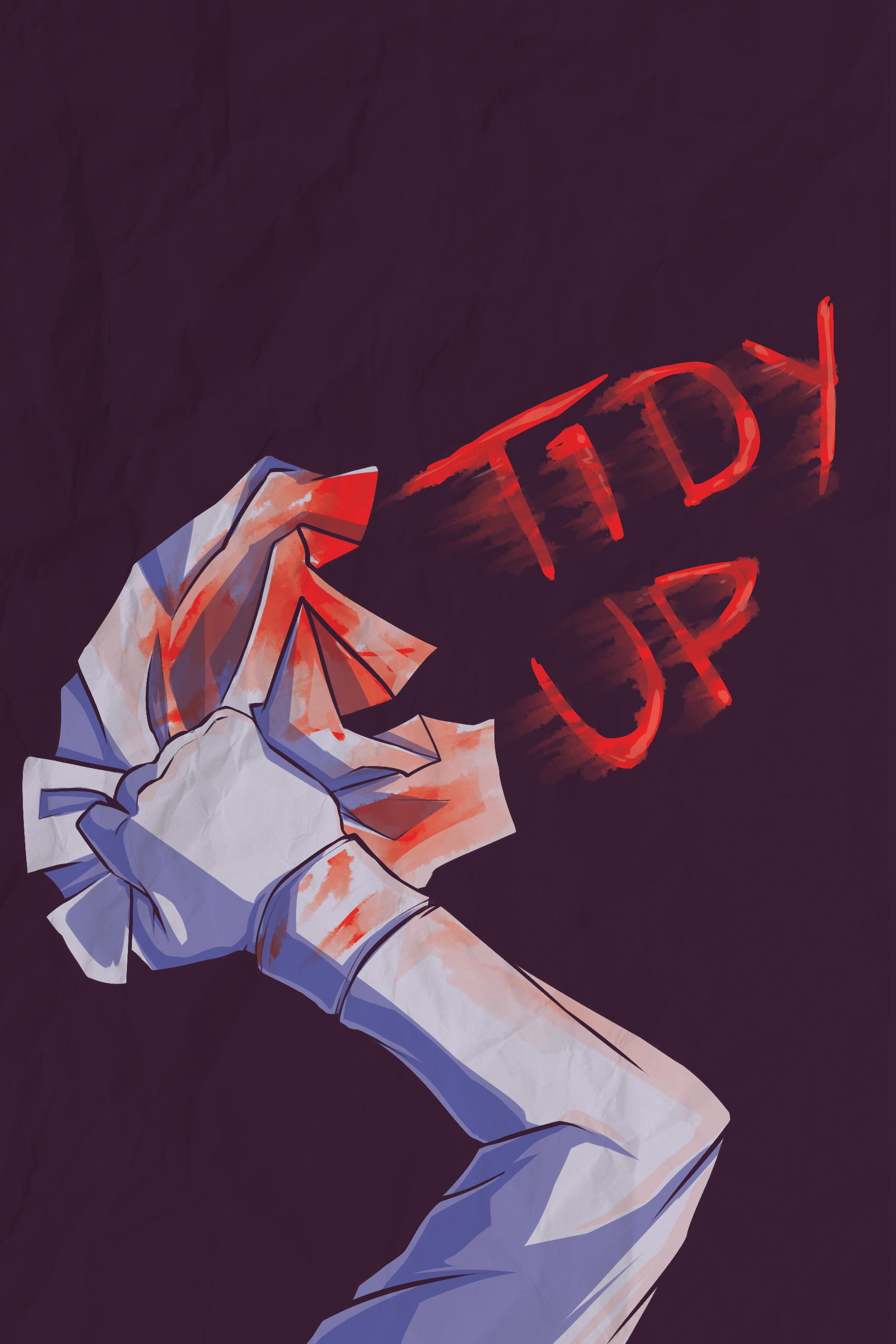 """T """"Tidy Up"""""""