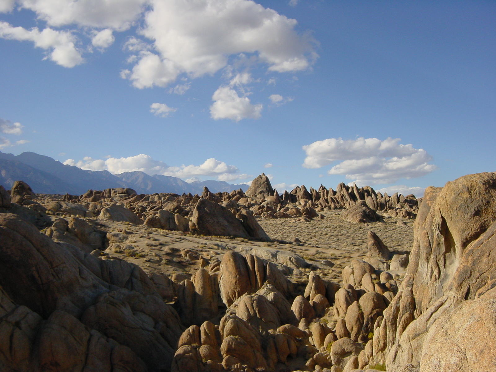 The Alabama Hills - Does the Lone Pine Devil truly live here?