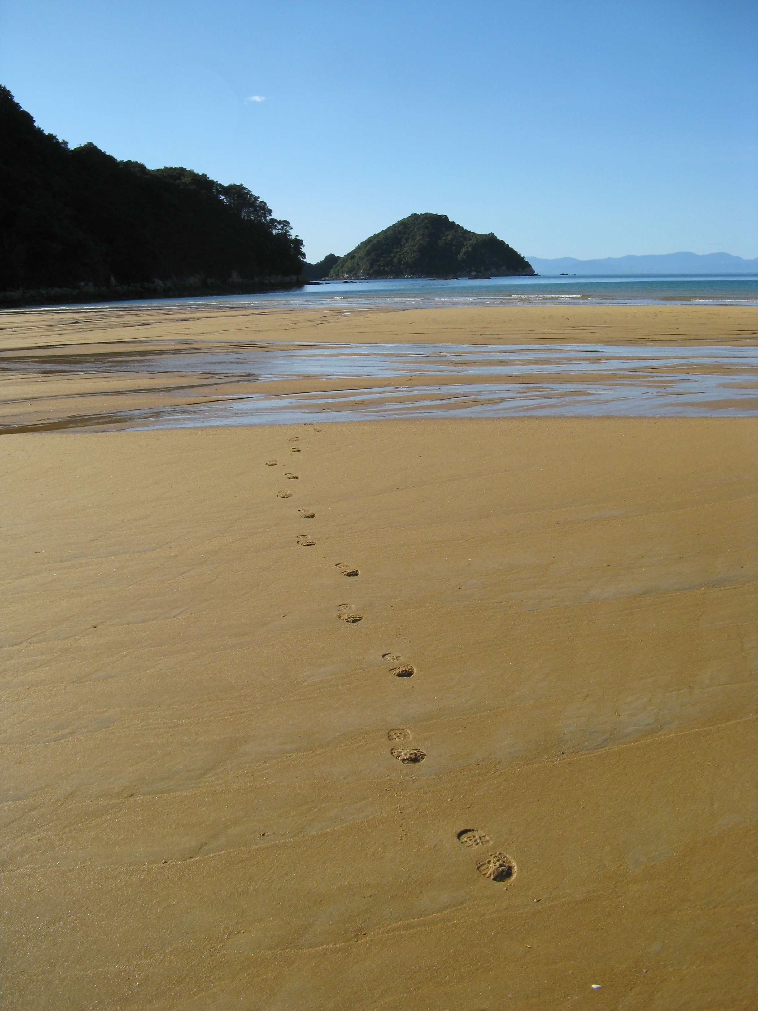 Coast Track, Abel Tasman National Park