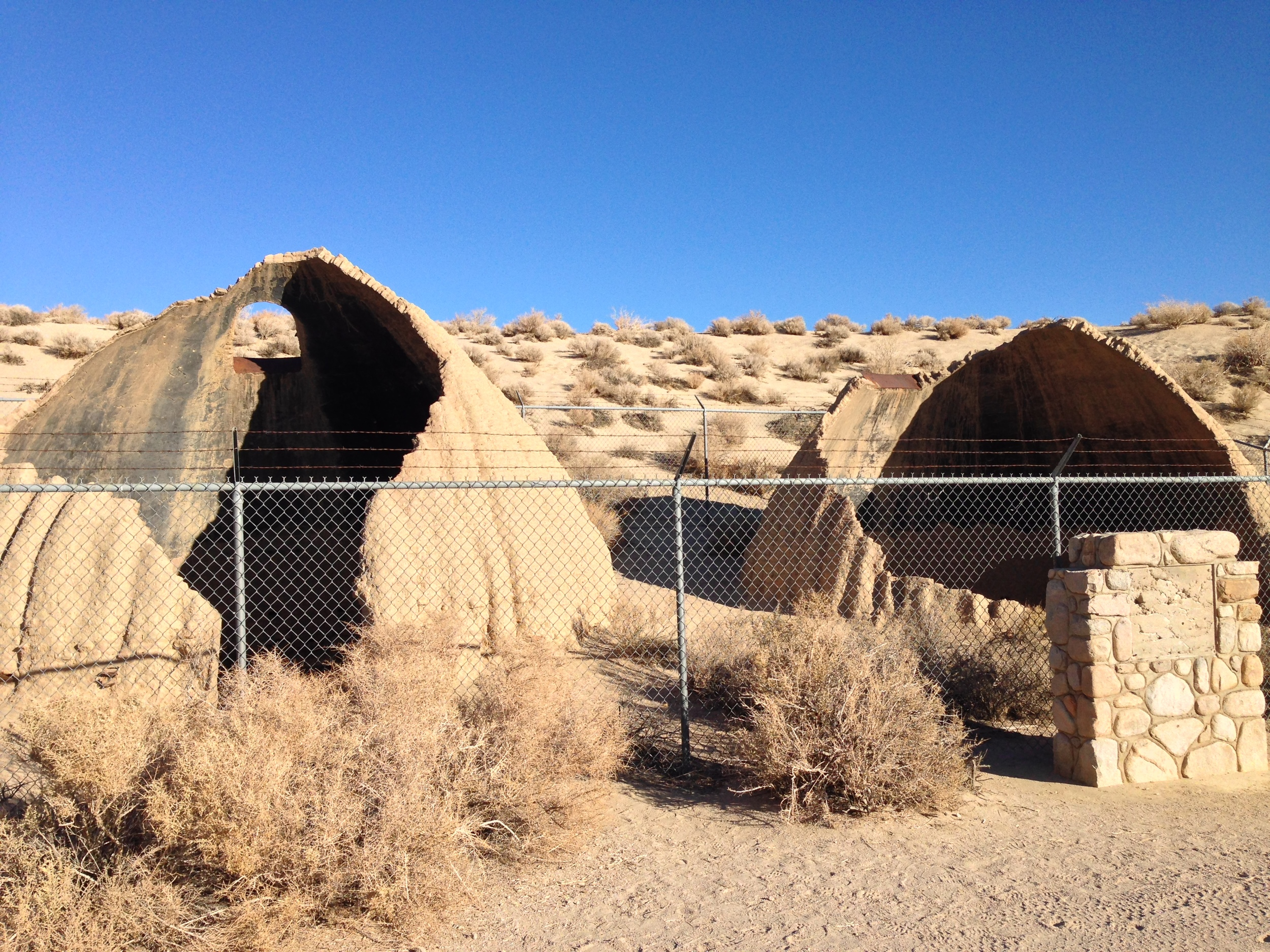 Remains of the Cottonwood Kilns
