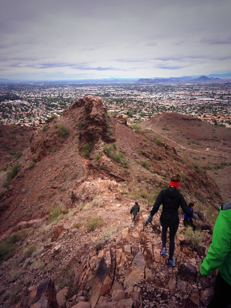 Ridgeline, Lookout Mountain (Peak Four)